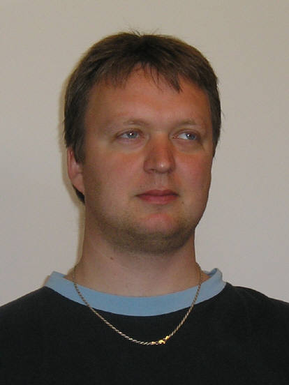 Photo of Henrik Sørensen