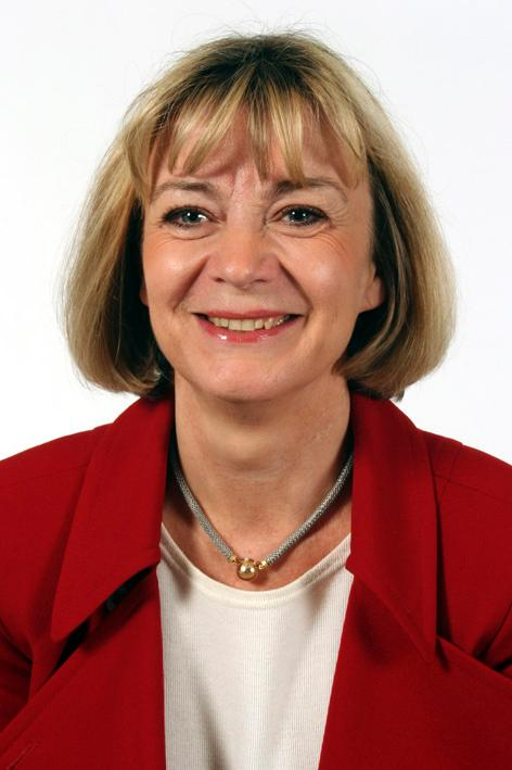 Photo of Kirsten Engelund Thomsen
