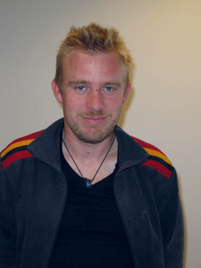 Photo of Rasmus Grøn