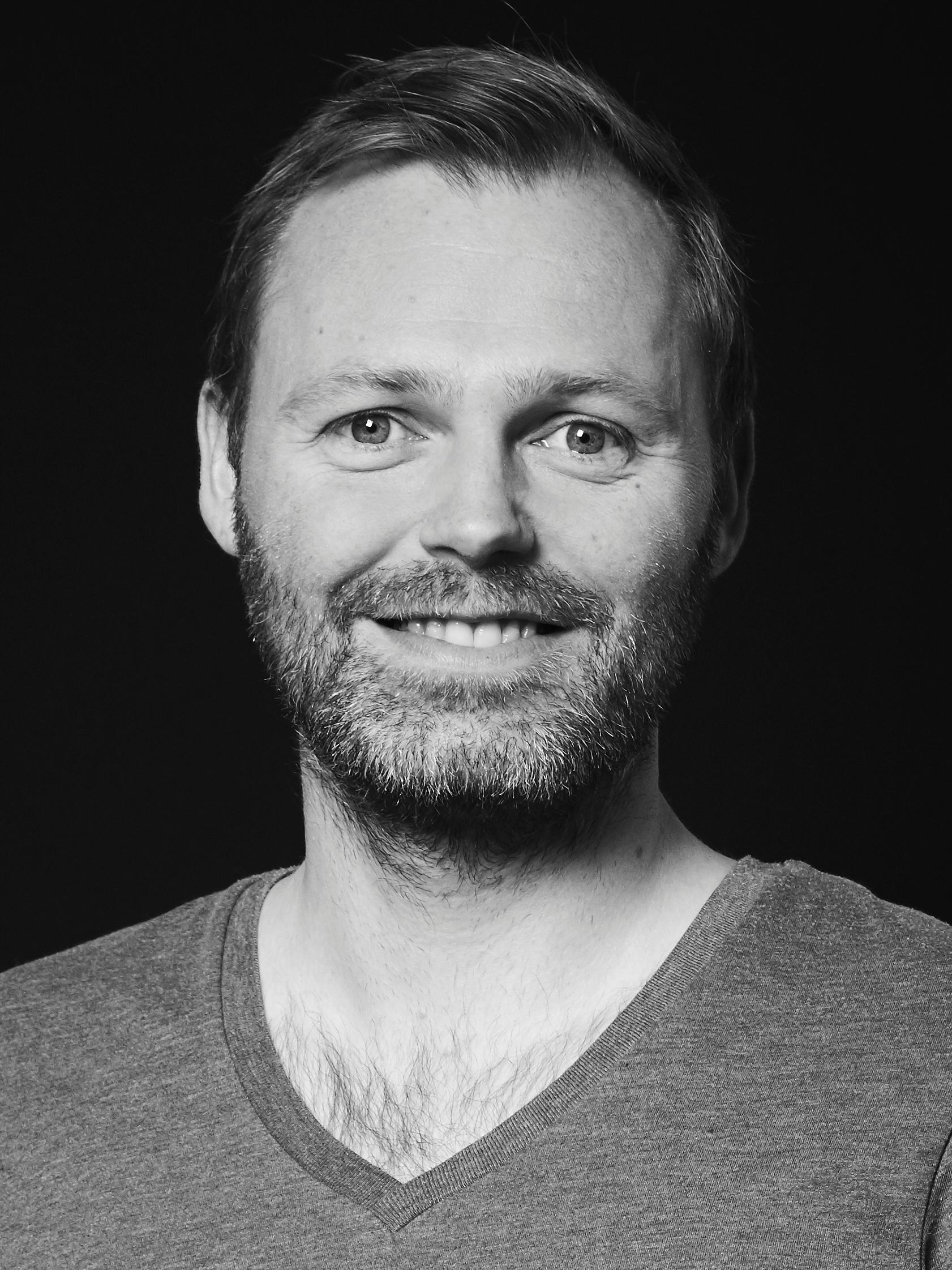 Photo of Morten Kure Kattenhøj