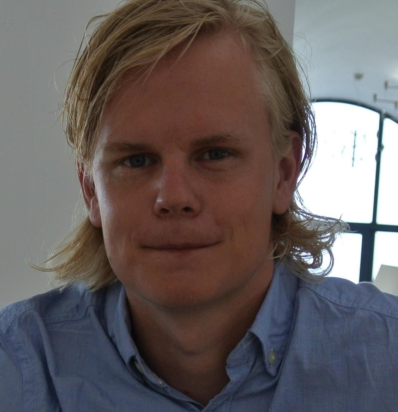 Photo of Jeppe Fuglsang Larsen