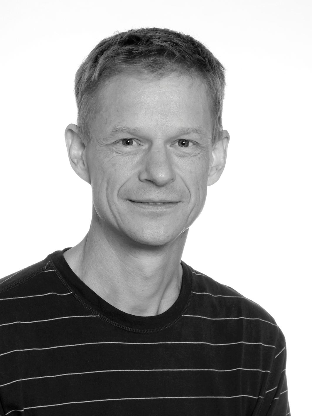 Photo of Martin Bøgsted